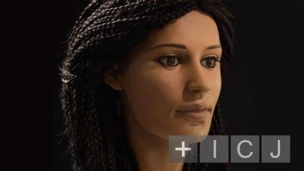 Ученые восстановили лицо древней египтянки при помощи 3D-печати