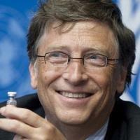 Билл Гейтс передал 12 млн долл для разработки вакцины против гриппа